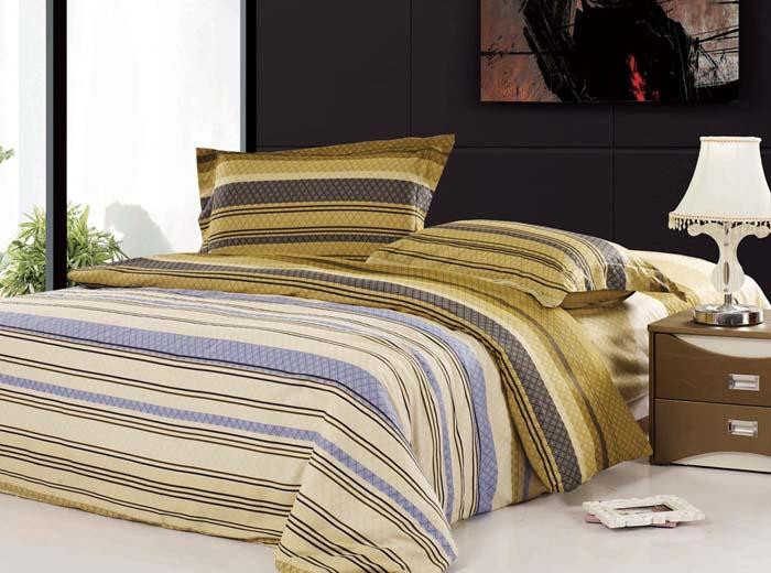 Комплект белья SL (2-х спальный КПБ, сатин, наволочки 50х70). 08596FD-59Комплект постельного белья из сатина Soft Line состоит из пододеяльника на застежке-молнии, простыни и двух наволочек. Пододеяльник и наволочки выполнены путем комбинирования двух расцветок. Расцветку нижней ткани, а также простыни смотрите на изображении 2.Комплект вложен в подарочную коробку.Сатин - это ткань из 100% натурального хлопка. Мягкость и нежность материала создает чувство комфорта и защищенности. Классический натуральный природный материал делает это постельное белье нежным, элегантным и приятным. Характеристики: Страна: Китай. Материал: сатин (100% хлопок). Размер упаковки: 41 см х 31 см х 10 см. Артикул: 08596. В комплект входят: Пододеяльник - 1 шт. Размер: 180 см х 210 см. Простыня - 1 шт. Размер: 210 см х 230 см. Наволочка - 2 шт. Размер: 50 см х 70 см. Soft Line - мягкая эстетика для вас и вашего дома! Основанная в 1997 году, компания Soft Line является путеводителем по мягкому миру текстиля, полному удивительных достопримечательностей!Высочайшее качество тканей в сочетании с эксклюзивным дизайном и изысканными отделками неизменно привлекают как требовательно покупателя, так и взысканного профессионала!Компания Soft Line предлагает широчайший ассортимент высококачественной продукции разных стилей и направлений. Это и постельное белье из тканей различных фактур и орнаментов, а также уютные пледы, покрывала, стильные пляжные наборы, очаровательные комплекты для маленьких эстетов, воздушные банные халаты для их родителей, текстиль для гостинец и домов отдыха, удобные матрасы и практичные наматрасники, изысканные шторы и разнообразное столовое белье…