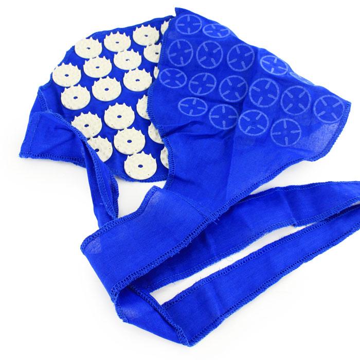 Аппликатор игольчатый BradexAS-0826BАппликатор Bradex предназначен для снятия болей в мышцах, суставах и позвоночнике, для нормализации деятельности сердечно-сосудистой, дыхательной и нервной систем, желудочно-кишечного тракта, а также для повышения тонуса кожи и работоспособности организма. Аппликатор является прибором индивидуального пользования, и принцип его работы заключен в том, что на рефлекторные участки тела воздействуют маленькие иголочки (5-8 мм), находящиеся на тканевом коврике. Аппликатор полезно периодически использовать как при острых, так и при хронических болях, прикладывая его к необходимой области. Характеристики:Материал: текстиль, пластик. Размер рабочей поверхности: 31 см х 18 см. Длина завязки: 45 см. Размер упаковки: 12 см х 16 см х 2 см. Производитель: Китай. Артикул: KZ0001.