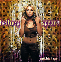Бритни Спирс Britney Spears. Oops!... I Did It Again