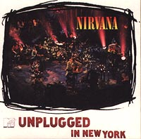 Nirvana Nirvana. MTV. Unplugged In New York сумки p a l new york сумки