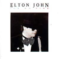 Элтон Джон Elton John. Ice On Fire элтон джон elton john greatest hits 1970 2002 2 cd
