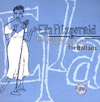 Элла Фитцжеральд Ella Fitzgerald. The Best Of The Song Books: The Ballads ella fitzgerald songbooks – the original cole porter and rodgers