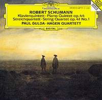 Пол Гулда,Hagen Quartett Robert Schumann. Piano Quintet. String Quartet. Paul Gulda / Hagen Quartett