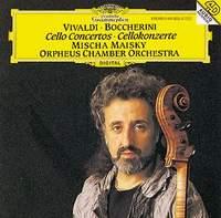 Orpheus Chamber Orchestra,Миша Майский Antonio Vivaldi. Cello Concertos. Mischa Maisky argerich maisky beethoven cello son op 69 102