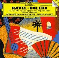 Berliner Philharmoniker,Пьер Булез Maurice Ravel. Bolero. Pierre Boulez пьер булез new swingle singers orchestre national de france pierre boulez berio sinfonia eindruke