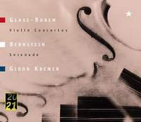 Vienna Philharmonic Orchestra,Леонард Бернштейн,Гидон Кремер,Кристоф Фон Донани,The Israel Philharmonic Orchestra,New York Philharmonic Orchestra Gidon Kremer / Cristoph von Dohnanyi / Leonard Bernstein. Glass: Violin Concerto сумка kate spade new york vienna nylon