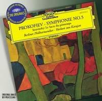 Berliner Philharmoniker,Герберт Караян Igor Stravinsky. Le Sacre du Printemps / Prokofiev. Symphony No. 5. Herbert von Karajan набор инструмента unipro u 812