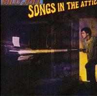Билли Джоэл Billy Joel. Songs In The Attic the buddha in the attic