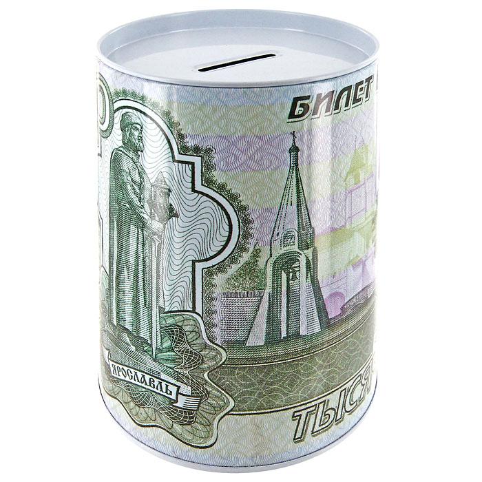 """Копилка """"1000 рублей"""", Эврика"""