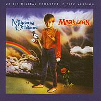 Marillion Marillion. Misplaced Childhood (2 CD) marillion marillion radiation 2013 deluxe edition 2 lp