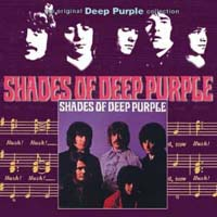 Deep Purple Deep Purple. Shades Of Deep Purple (+ 5 Bonus Tracks) deep purple german explosion cd в интернет магазине