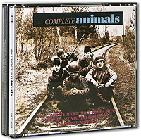 The Animals The Animals. The Complete Animals (2 CD) the heir