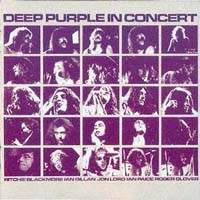 Deep Purple Deep Purple. In Concert (2 CD) deep purple german explosion cd в интернет магазине