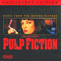 Pulp Fiction: Music From The Motion Picture matrix reloaded music from and inspired by the motion picture cd ecd