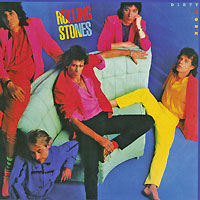 The Rolling Stones The Rolling Stones. Dirty Work рубашка поло printio the rolling stones