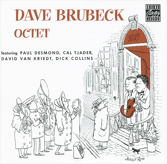 Dave Brubeck's early reputation was based on recordings for Fantasy with his trio and, soon after, the quartet sides with Paul Desmond. However, the octet he was involved with from 1946 has never been given its proper due. Desmond, trumpeter Dick Collins, tenor saxophonist Dave Van Kriedt, clarinetist Bill Smith, and Brubeck were heard in solo, but the emphasis is on the writing by Brubeck, Jack Weeks, and, particularly, the fugai inventions of Van Kriedt. Many of the writers involved, including, of course, Brubeck, were students of composer Darius Milhaud at the time. Some of these pieces were recorded in 1946, three years before the Miles Davis Nonet, and certainly ahead of their time.