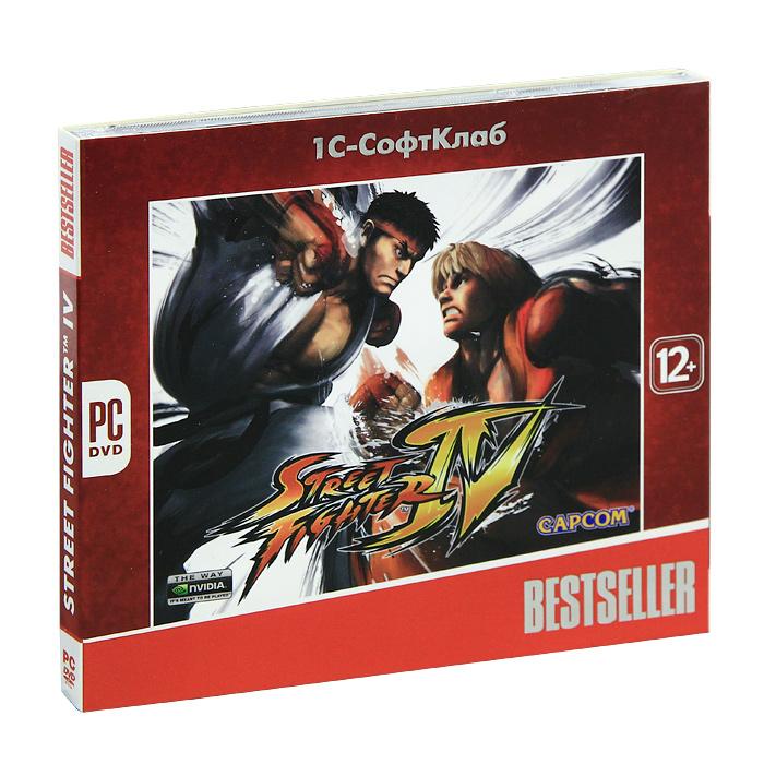 Bestseller. Street Fighter IV, Capcom Entertainment Inc.