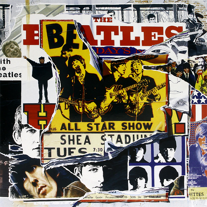 The Beatles The Beatles. Anthology 2 (3 LP) the beatles the beatles a hard day s night ecd