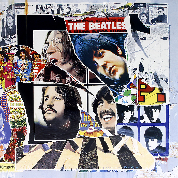 The Beatles The Beatles. Anthology 3 (3 LP) the beatles the beatles a hard day s night ecd