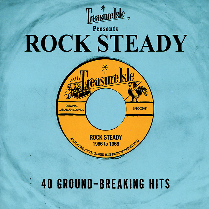 Содержание:                    CD 1:         01. Girl I've Gota Date - Alton Ellis & The Flames 02. Don't Stay Away - Phyllis Dillon 03. Here I Stand - Justin Hinds & The Dominoes04. Inez (Aka Tracy's Theme) - Lester Sterling & Tommy McCook 05. Cry Tough - Alton Ellis & The Flames 06. Happy Go Lucky Girl - The Paragons 07. Save A Bread - Justin Hinds & The Dominoes 08. On The Beach - The Paragons 09. Do It Right - The Three Tops 10. The Tide Is High - The Paragons 11. Rock Steady - Alton Ellis & The Flames 12. Things You Say You Love - The Jamaicans 13. Only A Smile - The Paragons 14. I Will Get Along (Without You) - The Melodians 15. You Don't Care (Aka You'll Want Me Back) - The Techniques 16. It's Raining - The Three Tops 17. Ain't That Loving You? - Alton Ellis & The Flames 18. Perfidia - Phyllis Dillon19. You Don't Need Me - The Melodians20. All My Tears (Come Rolling) - Alton Ellis & The Flames                                                                              CD 2:         01. Why Birds Follow Spring - Alton Ellis & The Flames02. You Have Caught Me - The Melodians03. Queen Majesty - The Techniques 04. The Same Song - The Paragons05. Soul Serenade - Tommy McCook & The Supersonics06. Ba Ba Boom (Festival Song 1967) - The Jamaicans07. Wear You To The Ball - The Paragons08. Love Is A Treasure - Freddie McKay09. Heartaches - Vic Taylor10. Once A Man (Twice A Child) - Justin Hinds & The Dominoes11. Come On Little Girl - The Melodians12. I'm A Loving Pauper - Dobby Dobson13. Last Train To Expo '67 - The Melodians14. In The Midnight Hour - The Silvertones15. Oo Wee Baby - Alton Ellis & The Flames16. Travelling Man - The Techniques17. My Willow Tree - Alton Ellis18. Angel Of The Morning - Joya Landis19. Wish It Would Rain - The Techniques20. I'll Be Lonely - John Holt & Joya Landis