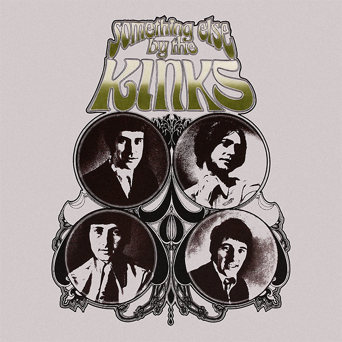 The Kinks. Something Else By The Kinks (2 LP)