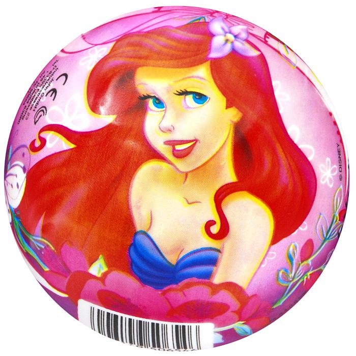 """Детский мяч """"Принцессы"""" - яркая игрушка для детей любого возраста. Мяч оформлен красочными изображениями великолепных диснеевских принцесс. Яркий прыгучий компактный мяч """"Принцессы"""" станет незаменимым спутником для всех любителей подвижных игр и активного отдыха. Игра в мяч развивает координацию движений, способствует физическому развитию ребенка."""
