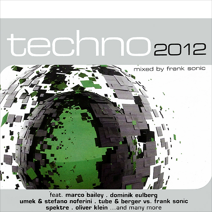 Techno 2012 (2 CD)