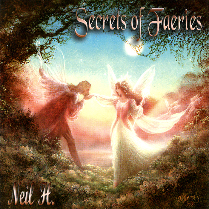 Neil H Neil H. Secret Of Faeries neil barrett футболка