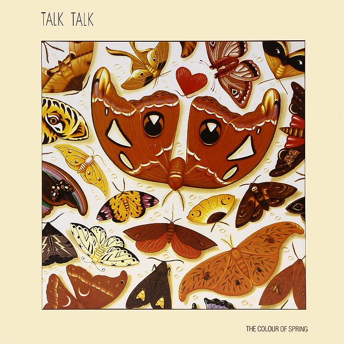 Talk Talk Talk Talk. The Colour Of Spring (LP + DVD) туфли call it spring call it spring ca052awptt33