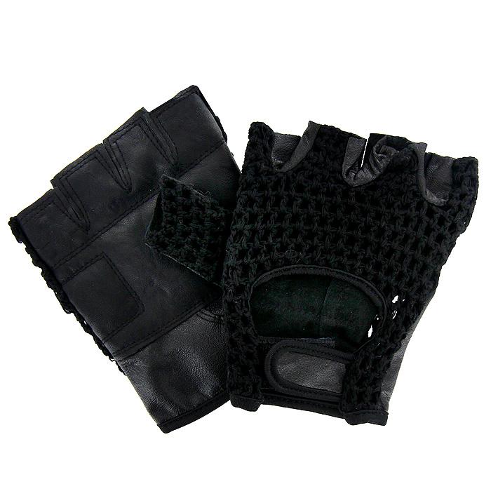 Перчатки тяжелоатлетические Fitness, цвет: черный. Размер XLBW-83-CПерчатки тяжелоатлетические Fitness отлично пригодятся вам на тренировках. Перчатки выполнены из натуральной кожи, а верхняя часть оформлена сетчатой вставкой. На запястье перчатки фиксируются липучкой. Характеристики:Материал: натуральная кожа, хлопок. Размер: XL. Длина перчатки: 14,5 см. Артикул: BW-83. Производитель: Китай.