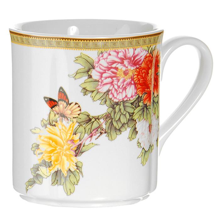 Кружка Японский сад, 300 млM1870012Кружка Японский сад выполнена из высококачественной керамики и оформлена цветочным рисунком. Изящный дизайн и красочность оформления придутся по вкусу и ценителям классики, и тем, кто предпочитает утонченность и изысканность.Такая кружка станет незаменимым атрибутом чаепития, а также послужит приятным подарком для друзей и близких. Характеристики:Материал: керамика. Диаметр кружки по верхнему краю: 8,5 см. Высота кружки:9 см. Объем кружки:300 мл. Размер упаковки: 11 см х 10 см х 9,5 см. Производитель: Китай. Артикул: IM15018M-1730AL. Изделия торговой марки Imari произведены из высококачественной керамики, основным ингредиентом которой является твердый доломит, поэтому все керамические изделия Imari - легкие, белоснежные, прочные и устойчивы к высоким температурам. Высокое качество изделий достигается не только благодаря использованию особого сырья и новейших технологий и оборудования при изготовлении посуды, но также благодаря строгому контролю на всех этапах производственного процесса. Нанесение сверкающей глазури, не содержащей свинца, придает изделиям Imari превосходный блеск и особую прочность.Красочные и нежные современные декоры Imari - это результат профессиональной работы дизайнеров, которые ежегодно обновляют ассортимент и предлагают покупателям десятки новый декоров. Свою популярность торговая марка Imari завоевала благодаря высокому качеству изделий, стильным современным дизайнам, широчайшему ассортименту продукции, прекрасным подарочным упаковкам и низким ценам. Все эти качества изделий сделали их безусловным лидером на рынке керамической посуды.