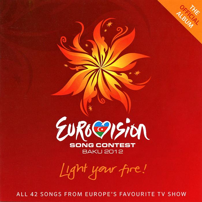 Compact Disco,Jonsi,Нина Зилли,Tooji,Mandinga,Ева Бото Eurovision. Song Contest. Baku 2012 (2 CD) zilli пуховик от zilli 69841