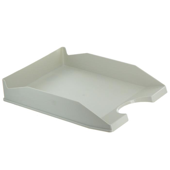 Лоток для бумаг горизонтальный Erich Krause, цвет: серый. 1625013392Горизонтальный литой лоток для бумаг Erich Krause - незаменимый атрибут офиса. Лоток выполнен из высококачественного серого пластика.Лоток Erich Krause поможет содержать ваши бумаги в порядке, и они всегда будут находиться у вас под рукой. Характеристики:Размер лотка: 34,5 см x 25 см x 6 см. Изготовитель: Россия. Бренд Erich Krause - это полный ассортимент канцтоваров для офиса и школы, который гарантирует безукоризненное исполнение разных задач в процессе работы или учебы, органично и естественно сопровождает вас день за днем. Для миллионов покупателей во всем мире продукция Erich Krause стала верным и надежным союзником в реализации любых проектов и самых амбициозных планов. Высококвалифицированные специалисты Erich Krause прилагают все свои усилия, что бы каждый продукт компании прослужил максимально долго и неизменно радовал покупателей удобством и легкостью использования, надежностью в эксплуатации и прекрасным дизайном.