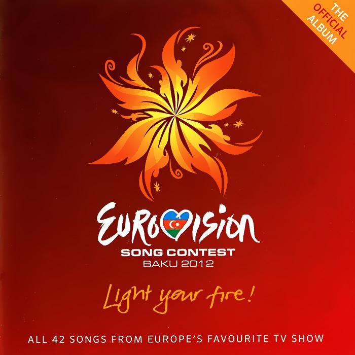 Compact Disco,Jonsi,Нина Зилли,Tooji,Mandinga,Ева Бото Eurovision. Song Contest. Baku 2012 (2 CD) fiorellino slovenia