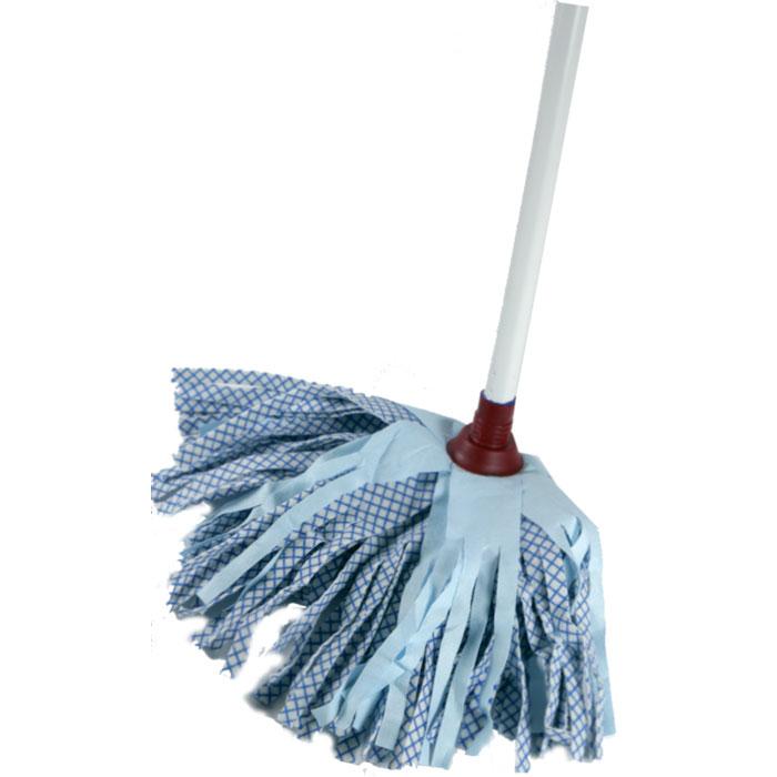 Насадка для швабры Aqualine, сменная, цвет: голубой531-401Сменная лепестковая насадка Aqualine предназначена для уборки всех видов полов. Специальная структура микроактивного волокна убирает даже сильные, затвердевшие загрязнения, не оставляя разводов, влага впитывается полностью. Длина насадки: 25 см.