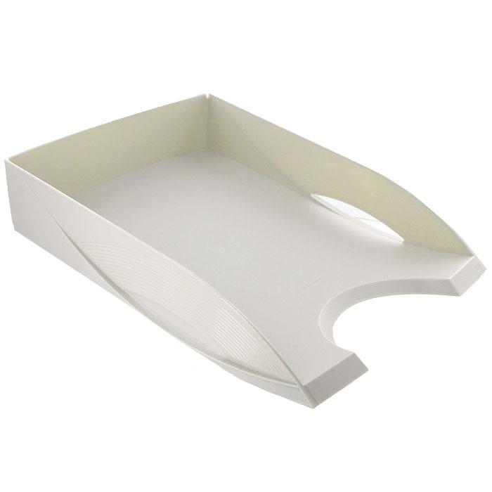 Лоток для бумаг горизонтальный Erich Krause Rainbow, цвет: светло-серый26576Горизонтальный литой лоток Erich Krause Rainbow из высококачественного ударопрочного пластика светло-серого оттенка - незаменимый атрибут офиса, предназначенный для хранения документов, рабочих бумаг, журналов и каталогов различных форматов. Для практичного использования предусмотрена возможность устанавливать несколько лотков друг на друга, а специальные фиксаторы препятствуют соскальзыванию. Выемка на передней части лотка облегчает вложение и извлечение нужных бумаг.Лоток Erich Krause Rainbow поможет содержать ваши бумаги в порядке, и они всегда будут находиться у вас под рукой. Характеристики:Размер лотка: 34 см x 25 см x 7 см. Размер упаковки: 35,5 см x 27 см x 7 см. Изготовитель: Россия. Бренд Erich Krause - это полный ассортимент канцтоваров для офиса и школы, который гарантирует безукоризненное исполнение разных задач в процессе работы или учебы, органично и естественно сопровождает вас день за днем. Для миллионов покупателей во всем мире продукция Erich Krause стала верным и надежным союзником в реализации любых проектов и самых амбициозных планов. Высококвалифицированные специалисты Erich Krause прилагают все свои усилия, что бы каждый продукт компании прослужил максимально долго и неизменно радовал покупателей удобством и легкостью использования, надежностью в эксплуатации и прекрасным дизайном.
