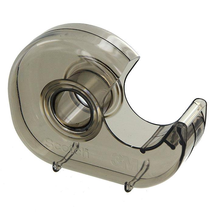 Диспенсер для клейкой ленты Scotch, цвет: серый600 3MДиспенсер для клейкой ленты Scotch станет незаменимым для склеивания поврежденных документов, упаковки коробок, пакетов и подарков. Благодаря металлическому ножу, вы без труда оторвете клейкую ленту необходимого вам размера.Характеристики: Материал: пластик, металл. Размер диспенсера: 10 см х 7,5 см х 2,5 см.