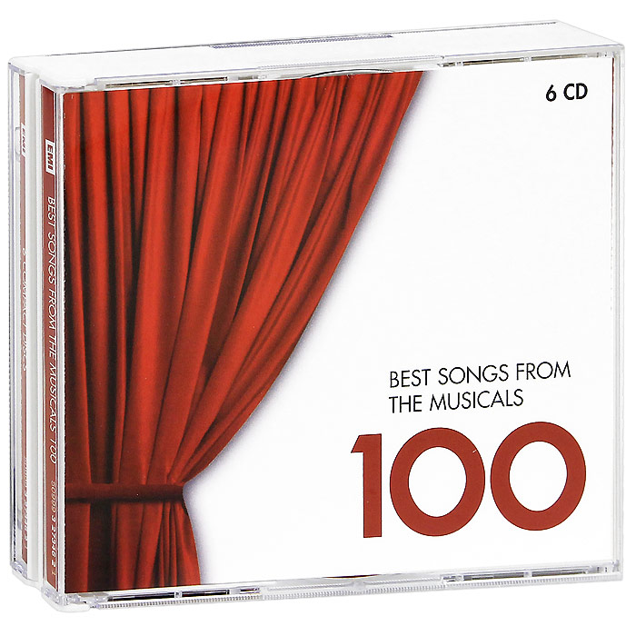 Содержание                                 CD 1:                                 Les Miserables                01. I Dreamed A Dream (Schonberg & Boublil)                 Lesley Garrett Orchestra / Philip Ellis                                The Phantom Of The Opera                 02. The Music Of The Night (Lloyd Webber)                 Thomas Hampson                American Theater Orchestra / Paul Gemignani                                 My Fair Lady                03. Wouldn't It Be Loverly (Lerner & Loewe)                 Martine Mccutcheon Orchestra / Simon Lee                                 The Sound Of Music                 04. Da-Re-Mi (Rodgers & Hammerstein)                 Jean Bayless, Children Palace Theatre Orchestra / Robert Lowe                                 Mary Poppins                05. Chim Chim Cher-Ee (The Sherman Brothers)                 Barbara Hendricks                The Abbey Road Ensemble / Jonathan Tunick                                 Joseph And The Amazing Technicolor Dreamcoat                 06. Any Dream Will Do (Lloyd Webber & Rice)                 Paul Jones                Mike Sammes Singers Geoff Love And His Orchestra                                 The Music Man                07. Seventy-Six Trombones (Willson)                Van Johnson                Adelphi Theatre Orchestra / Gareth Davies                                 Anything Goes                08. I Get A Kick Out Of You (Porter)                Kim Criswell                London Symphony Orchestra / John Mcglinn                                 Gigi                09. Gigi (Lerner & Loewe)                 Thomas Hampson                American Theater Orchestra / Paul Gemignani                                 Sweeney Todd                 10. Johanna (Sondheim) Lambert Wilson                Orchestre Philharmonique De Monte Carlo                John Mcglinn                                Oliver!                11. Consider Yourself (Bart)                 Tony Tanner, Dennis Waterman The Williams                 Singers Tony Osborne And His Orchestra                                 South Pacific                12. Some Enchanted Evening                (Rodgers & Hammerstein) Samuel Ramey                National Philharmonic Orchestra / Peter Mate ® 1989                                Kiss Me, Kate                13. Wunderbar (Porter)                Thomas Hampson, Josephine Barstow                London Sinfonietta / John Mcgling                                The Sound Of Music                 14. Edelweiss (Rodgers & Hammerstein)                 Roger Dann, Jean Bayiess                 Children Palace Theatre Orchestra / Robert Lowe                                 Came Lot                15. If Ever I Would Leave You                (Lerner & Loewe) Thomas Hampson                American Theater Orchestra / Paul Gemignani                                 Show Boat                16. Ol' Man River (Kern & Hammerstein)                 Bruce Hubbard, Ambrosian Chorus London Sinfonietta / John Mcglinn                                 Carousel                17. You'll Never Walk Alone                (Rodgers & Hammerstein)                 Shirley Chapman, Company Orchestra / Sam Fonteyn                                                CD 2:                                The Lion King                01. Can You Feel The Love Tonight? (John)                Martine Mccutcheon                Chorus & Orchestra / Simon Lee                                Les Miserables                02. Bring Him Home (Schonberg & Boublil)                 Thomas Hampson                American Theater Orchestra / Paul Gemignani                                 Can Can                03. I Love Paris (Porter)                Kim Criswell, Ambrosian Chorus London Sinfonietta / John Mcglinn                                Oliver!                04. Food, Glorious Food (Bart)                 The Williams Singers                Tony Osborne And His Orchestra                                 West Side Story                05. Maria (Bernstein & Sondheim)                 David Holliday                Alyn Ainsworth Orchestra                                 Flower Drum Song                06. You Are Beautiful                (Rodgers & Hammerstein)                Kevin Scott, Ida Shepley                Palace Theatre Orchestra / Robert Lowe                                Carousel                07. If I Loved You (Rodgers & Hammerstein)                 John Raitt, Orchestra / Paul Gemignani                                 The Most Happy Fella                08. Standing On The Corner (Loesser)                 Jack Deleon, Peter Rhodes, Alan Thomas John Lloyd Parry                Coliseum Theatre Orchestra / Kenneth Alwyn                                 Annie Get Your Gun                09. They Say It's Wonderful (Berlin)                 Kim Criswell, Thomas Hampson London Sinfonietta / John Mcglinn                                 The Sound Of Music                 10. The Sound Of Music                (Rodgers & Hammerstein)                 Jean Bayless                Palace Theatre Orchestra / Robert Lowe                                 A Funny Thing Happened On The Way To The Forum !                 11. Comedy Tonight (Sondheim)                 Frankie Howerd, Company Strand Theatre Orchestra / Alyn Ainsworth                                 Beauty And The Beast                12. If I Can't Love Her (Menken)                 Thomas Hampson                American Theater Orchestra / Paul Gemignani                                 Oklahoma!                13. Oh What A Beautiful Morning                (Rodgers & Hammerstein)                 Samuel Ramey                National Philharmonic Orchestra / Peter Matz                                Show Boat                14. Can't Help Lovin' Dat Man                (Kern & Hammerstein)                 Frederica Von Stade, Teresa Stratas Bruce Hubbard, Karla Burns                 London Sinfonietta / John Mcglinn                                 My Fair Lady                15. I Could Have Danced All Night                (Lerner & Loewe)                 Anne Rogers                Alyn Ainsworth Orchestra                                 Wonderful Town                16. Ohio (Bernstein)                Kim Criswell, Audra Mcdonald                 Birmingham Contemporary Music Group                 Sir Simon Rattle                                 A Chorus Line                17. One (Hamlisch)                Rebecca Dent, Matthew Goodgame, Caroline Graham, Donna Hazelton, Warren Sollars, Craig Berry, Debralee Burns, Alex Hogg, Kerry Newton,  Mike Noble                Air Studios Orchestra / Gareth Valentine                                                CD 3:                                Chicago                01. All That Jazz (Kander & Ebb)                 Rebecca Dent, Matthew Goodgame, Caroline Graham, Donna Hazelton, Warren Sollars                Air Studios Orchestra / Gareth Valentine                                The Wizard Of Oz                02. Over The Rainbow (Arlen)                 Becky Jane Taylor Orchestra / Simon Hale                                 Follies                03. Losing My Mind (Sondheim)                 Donna Hazelton, Air Studios Orchestra / Gareth Valentine                                 Mamma Mia!                04. The Winner Takes It All                (Ulvaeus & Andersson)                 Martine Mccutcheon Orchestra / Simon Lee                                 She Loves Me                05. She Loves Me (Bock & Hamiclc)                 Gary Raymond                Lyric Theatre Orchestra / Alyn Ainsworth                                 Perchance To Dream                06 We'll Gather Lilacs (Novello)                 Moira Anderson                Robin Stapleton And His Orchestra                                 Mack & Mabel                07. I Won't Send Roses (Herman & Stewart)                 Howard Mcgillin                Piccadilly Theatre Orchestra / Julian Kelly                                 Evita                08. Don't Cry For Me Argentina                (Lloyd Webber & Rice)                 Ruthie Henshall                Orchestra / Matthew Freeman                                Man Of La Mancha                09. The Impossible Dream (Leigh)                John Raift                Orchestra / Paul Gemignani                                 Mary Poppins                10. Feed The Birds (The Sherman Brothers)                 Barbara Hendricks                The Abbey Road Ensemble / Jonathan Tunick                                 Oliver!                11. As Long As He Needs Me (Bart)                 Alma Cogan                Tony Osborne And His Orchestra                                 Me And My Girl                12. Leaning On A Lamp Post (Gay)                Robert Lindsay                Adelphi Theatre Orchestra / Ian Hughes                                 He Sound Of Music                 13. My Favourite Things                (Rodgers & Hammerstein)                 Jean Bayless, Constance Shacklock Palace Theatre Orchestra / Robert Lowe                                 Anything Goes                14. You're The Top (Porter)                Kim Criswell, Cnris Groenendaal                London Symphony Orchestra / John Mcglinn                                Kiss Me, Kate                15. Where Is The Life That Late I Led? (Porter)                Thomas Hampson                London Sinfonietta / John Mcglinn                                Funny Girl                16. Don't Rain On My Parade (Styne)                 Donna Hazelton                Air Studios Orchestra / Gareth Valentine                                                 CD 4:                                On The Town                01. New York, New York (It's A Wonderful Town) (Bernstein)                Dennis Lotus, Lionel Blair, Shane Rimmer                Geoff Love And His Orchestra                                Oliver!                02. Reviewing The Situation (Bart)                 Stanley Holloway, Tony Osborne And His Orchestra                                 Me And My Girl                03. Me And My Girl (Gay)                 Robert Lindsay, Emma Thompson                 Adelphi Theatre Orchestra / Ian Hughes                                 Flower Drum Song                04. I Enjoy Being A Girl                  (Rodgers & Hammerstein)                 Yama Saki                Palace Theatre Orchestra / Robert Lowe                                 Carousel                05. Soliloquy (Rodgers & Hammerstein)                 Thomas Hampson                American Theater Orchestra / Paul Gemignani                                 Pal Joey                06. Bewitched, Bothered And Bewildered                 (Rodgers & Hart)                 Frederica Von Stade                London Symphony Orchestra / John Mcglinn                                 Carmen Jones                07. Beat Out Dat Rhythm On A Drum                 (Bizet & Hammerstein)                Elisabeth Welch, Mike Sammes Singers                New World Symphony Orchestra / Kenneth Alwyn                                Roberta                08. I Smoke Gets In Your Eyes (Kern) 3.35 Jeanne Lehman                London Sinfonietta / John Mcglinn                                 Les Miserables                09. Empty Chairs At Empty Tables                (Schonberg & Boublil)                 Lambert Wilson                Orchestre Philharmonique De Monte-Carlo                John Mcglinn                                She Loves Me                10. Ice Cream (Bock & Harnick)                Anne Rogers                Lyric Theatre Orchestra / Alyn Ainswortb                                 Where's Charley?                11. Once In Love With Amy (Loesser)                Norman Wisdom                Orchestra / Michael Collins                                Annie Get Your Gun                 12. My Defenses Are Down (Berlin)                 Thomas Hampson, Ambrosian Chorus London Sinfonietta / John Mcglinn                                Mack & Mabel                13. Tap Your Troubles Away                (Herman & Stewart)                Kathryn Evans - Company                Piccadilly Theatre Orchestra / Julian Kelly                                Show Boat                14. You Are Love {Kern & Hammerstein)                 Frederica Von Stade Jerry Hadley London Sinfonietta / John Mcglinn                                 Brigadoon                15. Almost Like Being In Love                (Lerner & Loewe)                Brent Barrett, Rebecca Luker                London Sinfonietta / John Mcglinn                                Carousel                16. Mister Snow (Rodgers & Hammerstein)                 Rebecca Dent                Air Studios Orchestra / Gareth Valentine                                 No, No, Nanette                17. Tea For Two (Youmans) George Dvorsky   Rebecca Luker Ambrosian Chorus London Sinfonietta / John Mcglinn                                                CD 5:                                 Evita                01. High Flying, Adored (Lloyd Webber)                 Matthew Goodgame, Donna Hazelton                 Air Studios Orcnestra / Gareth Valentine                                 Anything Goes                02. Anything Goes (Porter)                Kim Criswell, Bryan Landrine, Michael B. W                Bruce Hubbard, Del-Bourree Bach                London Symphony Orchestra / John Mcglinn                                Oliver!                03. You've Got To Pick A Pocket Or Two (Bart)                Stanley Holloway                Tony Osborne And His Orchestra                                Carmen Jones                04. Stan' Up And Fight (Bizet & Hammerstein)                 Gregg Baker                Carmen Jones Chorus & Orchestra / Henry Lewis                                 Lady In The Dark                05. The Saga Of Jenny (Weill)                 Kim Criswell                Ambrosian Chorus - London Sinfonietta John Mcglinn                                 Knickerbocker Holiday                06. September Song (Weill)                 Kevin Colson                London Sinfonietta / John Mcglinn                                Candide                07. Glitter And Be Gay (Bernstein)                 Natalie Dessay Soprano                London Philharmonic Orchestra / Andrew Davis                                Flower Drum Song                08. Grant Avenue (Rodgers & Hammerstein)                 Yama Saki, Company Palace Theatre Orchestra / Robert Lowe                                Annie Get Your Gun                 09. I Got The Sun In The Morning (Berlin)                 Kim Criswell, David Garrison, David Healy, Alfred Marks Simon Green, Jason Graae, Rebecca Luker, Peta Bartiett, Kerry Potter, Hayley Spencer, Emma Long, Paul Keating                Ambrosian Chorus London Sinfonietta / John Mcglinn                                 The Student Prince                10. Deep In My Heart (Romberg)                 Marion Grimaldi, John Wakefield                 Sinfonia Of London / John Hollingsworth                                 Girl Crazy                11. I Got Rhythm (Gershwin)                 Kim Criswell                London Sinfonietta / John Mcglinn                                 A Little Night Music                 12. Send In The Clowns (Sondheim)                 Ruthie Henshall                Orchestra / Matthew Freeman                                 Mack & Mabel                 13. Wherever He Ain't (Herman)                 Caroline O'connor                Piccadilly Theatre Orchestra / Julian Kelly                                 Show Boat                 14. Why Do I Love You?                (Kern & Hammerstein)                Frederica Von Stade, Jerry Hadley  Robert Nichols Ambrosian Chorus,                 London Sinfonietta / John Mcglinn                                 Me And My Girl                15. The Lambeth Walk (Gay)                 Robert Lindsay, Emma Thompson,                 Ensemble Adelphi Theatre Orchestra / Ian                                 Kiss Me, Kate                16. So In Love (Porter)                 Thomas Hampson                London Sinfonietta / John Mcglinn                                The Rocky Horror Show                17. The Time Warp (O'brien)                 Edward Tudor-Pole, Linda Davidson, Mary Maddox, Jonathan Adams, Chris Parren, Geoff Driscoll, Clem Cattini, Derek Griffiths, Alan Ross, Dave Brown Musical Director & Pianos                                                CD 6:                                Annie Get Your Gun                01.    There's No Business Like Show Business (Berlin)                Kim Criswell, Thomas Hampson, David Garrison David Heafy,                 Ambrosian Chorus, London Sinfonietta John Mcglinn                                 Kiss Me, Kate                02. Brush Up Your Shakespeare (Porter)                 Robert Nichols, David Garrison                 London Sinfonietta / John Mcglinn                                The Boys From Syracuse                03. Falling In Love With Love                  (Rodgers & Hart)                 Frederica Von Stade                Ambrosian Chorus                 London Symphony Orchestra / John Mcglinn                                 Oliver!                04. Oom-Pah-Pah (Bart)                 Alma Cogan                  The Williams Singers Tony Osborne And His Orchestra                                 The New Moon                05. Lover Come Back To Me (Romberg)                 Elizabeth Larner                Tony Osborne And His Orchestra                                 Annie Get Your Gun                06. Anything You Can Do (Berlin)                 Kim Criswell, Thomas Hampson                London Sinfonietta / John Mcglinn                                The Sound Of Music                07. Climb Ev'ry Mountain                 (Rodgers & Hammerstein)                Constance Shacklock                Palace Theatre Orchestra / Robert Lowe                                Carmen Jones                08. Dat's Love (Bizet & Hammerstein)                 Grace Bumbry, Mike Sammes                 Singers New World Show Orchestra / Kenneth Alwyn                                 Gay Divorce                09. Night And Day (Porter)                 Thomas Hampson                London Symphony Orchestra / John Mcglinn                                 The Student Prince                10. Serenade (Romberg)                 John Wakefield, Linden Singers                Sinfonia Of London / John Hollingsworth                                King's Rhapsody                11. Some Day My Heart Will Awake (Novello)                 Moira Anderson                Robin Stapleton And His Orchestra                                 Very Warm For May                 12. All The Things You Are (Kern)                 Rebecca Luker, George Dvorsky, Jeanne Lehman Chris Groenendaal                Ambrosian Chorus, London Sinfonietta / John Mcglinn                                Brigadoon                13. The Heather On The Hill                 (Lemer & Loewe)                 Brent Barrett, Rebecca Luker                 London Sinfonietta / John Mcglinn                                  Me And My Girl                14. Once You Lose Your Heart (Gay)                Emma Thompson                Adelphi Theatre Orchestra / Ian Hughes                                 Show Boat                15. Bill (Kern & Hammerstein)                Shirley Bassey                Michael Collins And His Orchestra                                 Anything Goes                16. Blow, Gabriel, Blow (Porter)                Kim Criswell, Ambrosian Chorus                London Symphony Orchestra / John Mcglinn