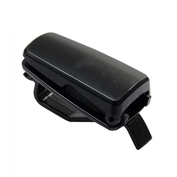 Держатель-клипса автомобильный Koto для очковSD-083Автомобильный держатель-клипса Koto подходит для очков, визитных карточек и ручек. Легко крепится на солнцезащитный козырек. Характеристики:Материал: пластик. Размер держателя (без учета клипсы): 6 см х 3 см х 1,5 см. Производитель: Китай. Артикул: CKP-139.