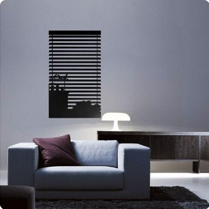 Стикер Paristic Ноктюрн № 1, 43 х 72 смTHN132NДобавьте оригинальность вашему интерьеру с помощью необычного стикера Ноктюрн № 1. Изображение на стикере имитирует окно, закрытое жалюзи, за которым видны силуэты домов. Необыкновенный всплеск эмоций в дизайнерском решении создаст утонченную и изысканную атмосферу не только спальни, гостиной или детской комнаты, но и даже офиса. Стикер выполнен из матового винила - тонкого эластичного материала, который хорошо прилегает к любым гладким и чистым поверхностям, легко моется и держится до семи лет, не оставляя следов. Сегодня виниловые наклейки пользуются большой популярностью среди декораторов по всему миру, а на российском рынке товаров для декорирования интерьеров - являются новинкой. Характеристики: Размер стикера: 43 см х 72 см. Размер упаковки:80 см х 11 см х 6 см. Производитель: Франция. Комплектация: виниловый стикер; инструкция. Paristic - это стикеры высокого качества. Художественно выполненные стикеры, создающие эффект обмана зрения, дают необычную возможность использовать в своем интерьере элементы городского пейзажа. Продукция представлена широким ассортиментом - в зависимости от формы выбранного рисунка и от ваших предпочтений стикеры могут иметь разный размер и разный цвет (12 вариантов помимо классического черного и белого). В коллекции Paristic - авторские работы от урбанистических зарисовок и узнаваемых парижских мотивов до природных и графических объектов. Идеи французских дизайнеров украсят любой интерьер: Paristic - это простой и оригинальный способ создать уникальную атмосферу как в современной гостиной и детской комнате, так и в офисе.В настоящее время производство стикеров Paristic ведется в России при строгом соблюдении качества продукции и по оригинальному французскому дизайну.