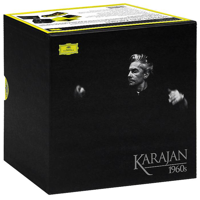 Герберт Караян,Вольфганг Мейер,Мстислав Ростропович,Эмиль Маас,Ottomar Borwitzky,Berliner Philharmoniker Herbert Von Karajan. Karajan 1960's. Limited Edition (82 CD) fournier