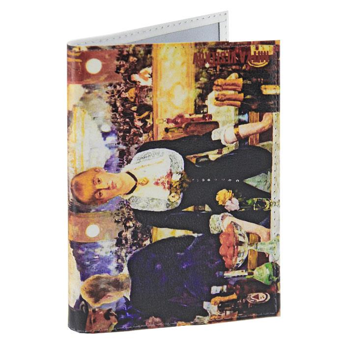 Обложка для паспорта Эдуард Мане Бар в Фоли-БержерАрт. OK01300050951Обложка для паспорта, выполненная из натуральной кожи, оформлена изображением картины Эдуарда Мане Бар в Фоли-Бержер. Такая обложка не только поможет сохранить внешний вид ваших документов и защитит их от повреждений, но и станет стильным аксессуаром, идеально подходящим вашему образу. Яркая и оригинальная обложка подчеркнет вашу индивидуальность и изысканный вкус. Обложка для паспорта стильного дизайна может быть достойным и оригинальным подарком. Характеристики: Материал: натуральная кожа, пластик. Размер (в сложенном виде): 9,5 см х 14 см. Производитель:Россия. Артикул:OK13.