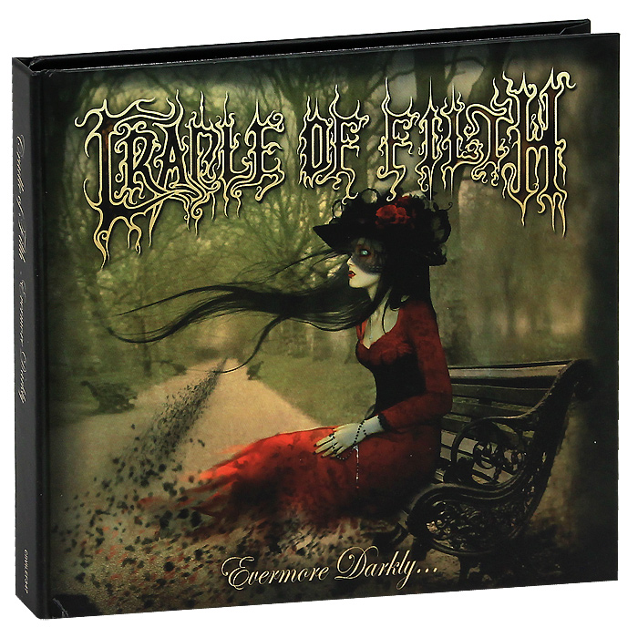 Cradle Of Filth Cradle Of Filth. Evermore Darkly (CD + DVD) from the cradle to enslave виниловая пластинка