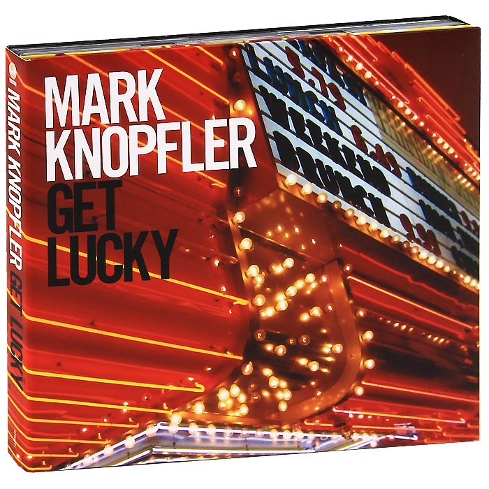 Марк Нопфлер Mark Knopfler. Get Lucky (CD + DVD) mark knopfler mark knopfler tracker 2 lp