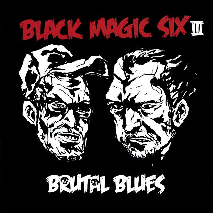 Zakazat.ru Black Magic Six. Brutal Blues