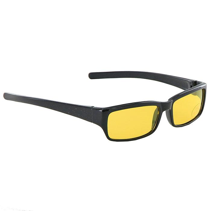 Солнцезащитные очки Pro Vision, универсальные, цвет: черный. DC220064YBM8434-58AEСолнцезащитные поляризационные очки Pro Vision - универсальны и уникальны, они подходят как для вождения автомобиля, так и для туризма, рыбалки, спорта и активного образа жизни. Основные особенности очков Pro Vision: Не пропускают ультрафиолетовое излучение, которое крайне вредно для глаз;Способствуют улучшению цветоразличения даже в неспокойную погоду;Повышают контрастность зрения. Надев эти очки, вы сможете четко видеть пространство впереди себя. Оправа очков легкая и не создает никакого дискомфорта. Цвет линз - желтый, оправа - черная. Характеристики: Материал: пластик, металл. Ширина оправы: 13,5 см. Длина дужки: 13,5 см. Размер упаковки: 19 см x 8,5 см x 7,5 см. Изготовитель: Китай. Артикул:DC220064Y.