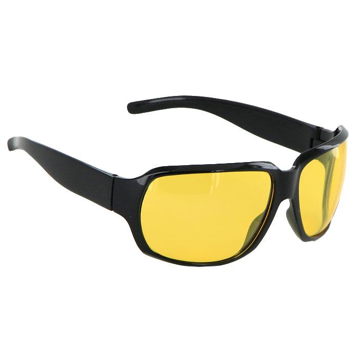 Солнцезащитные очки Pro Vision, женские, цвет: черный. DC220065YBM8434-58AEСолнцезащитные поляризационные женские очки Pro Vision - это произведение искусства, которое имеет полезное практическое применение в жизни. Не стоит обращать внимание только на внешний вид очков, следует пристально присмотреться к их главной характеристике - степени защиты от солнечных лучей. Именно от этого показателя зависит здоровье ваших глаз. Основные особенности очков Pro Vision: Не пропускают ультрафиолетовое излучение, которое крайне вредно для глаз;Способствуют улучшению цветоразличения даже в неспокойную погоду;Повышают контрастность зрения. Надев эти очки, вы сможете четко видеть пространство впереди себя. Оправа очков легкая и не создает никакого дискомфорта. Цвет линз - желтый, оправа - черная. Характеристики: Материал: пластик, металл. Ширина оправы: 14,5 см. Длина дужки: 12 см. Размер упаковки: 19 см x 8,5 см x 7,5 см. Изготовитель: Китай. Артикул:DC220065Y.
