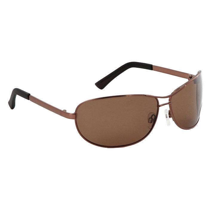 Солнцезащитные очки Pro Vision, универсальные, цвет: коричневый. DC60450BBM8434-58AEСолнцезащитные поляризационные очки Pro Vision - универсальны и уникальны, они подходят как для вождения автомобиля, так и для туризма, рыбалки, спорта и активного образа жизни. Основные особенности очков Pro Vision: Не пропускают ультрафиолетовое излучение, которое крайне вредно для глаз;Способствуют улучшению цветоразличения даже в неспокойную погоду;Повышают контрастность зрения. Надев эти очки, вы сможете четко видеть пространство впереди себя. Оправа очков легкая и не создает никакого дискомфорта. Цвет линз - коричневый, оправа - коричневая. Характеристики: Материал: пластик, металл. Ширина оправы: 14 см. Длина дужки: 11 см. Размер упаковки: 19 см x 8,5 см x 7,5 см. Изготовитель: Китай. Артикул:DC60450B.