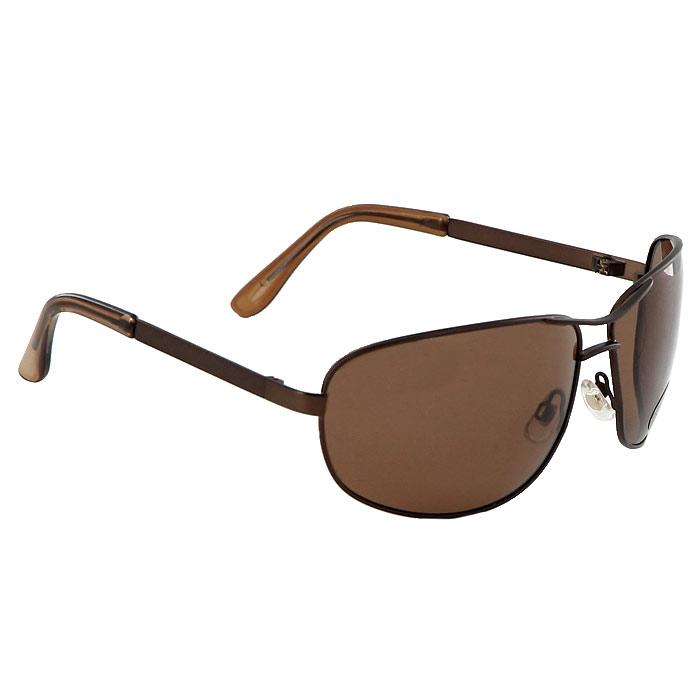 Солнцезащитные очки Pro Vision, универсальные, цвет: коричневый. DC60449BBM8434-58AEСолнцезащитные поляризационные очки Pro Vision - универсальны и уникальны, они подходят как для вождения автомобиля, так и для туризма, рыбалки, спорта и активного образа жизни. Основные особенности очков Pro Vision: Не пропускают ультрафиолетовое излучение, которое крайне вредно для глаз;Способствуют улучшению цветоразличения даже в неспокойную погоду;Повышают контрастность зрения. Надев эти очки, вы сможете четко видеть пространство впереди себя. Оправа очков легкая и не создает никакого дискомфорта. Цвет линз - коричневый, оправа - коричневая. Характеристики: Материал: пластик, металл. Ширина оправы: 14 см. Длина дужки: 10 см. Размер упаковки: 19 см x 8,5 см x 7,5 см. Изготовитель: Китай. Артикул:DC60449B.