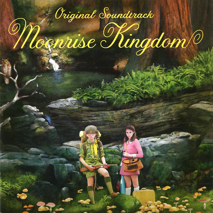 Moonrise Kingdom. Original Soundtrack